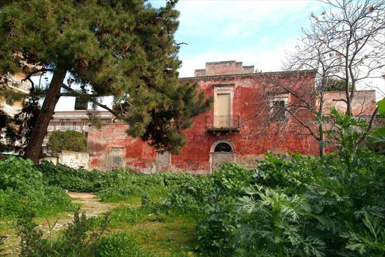 villa giustiniani bari