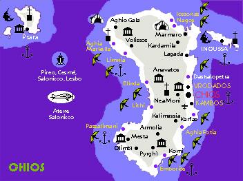 Risultati immagini per Pyrgi chios carta geografica?
