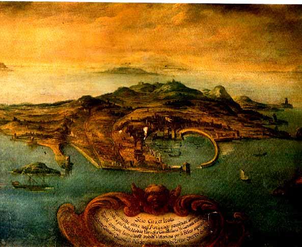 l'isola di Chios